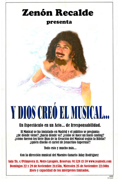 YDiosCreoElMusicalWeb