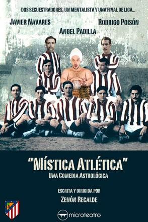 Mística Atlética - Zenón recalde en Microteatro