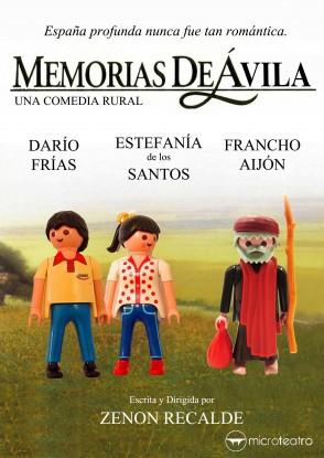 MemoriasdeavilaPOSTERchico